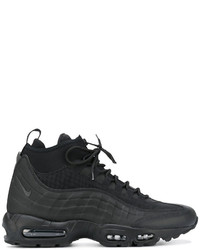 schwarze Stiefel von Nike