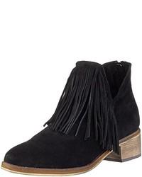 schwarze Stiefel von Vero Moda