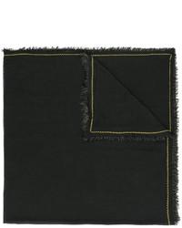schwarze Stola von Faliero Sarti