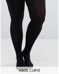schwarze Strumpfhose von Asos