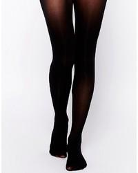 schwarze Strumpfhose von Gipsy