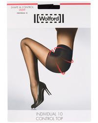 schwarze Strumpfhose von Wolford