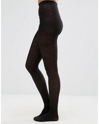 schwarze Strumpfhose von Jonathan Aston