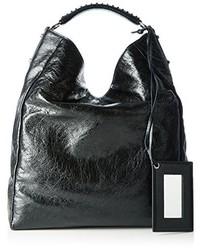 schwarze Taschen von Balenciaga