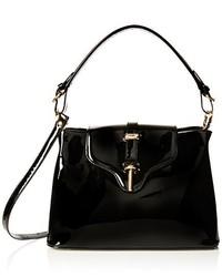 schwarze Taschen von Boohoo