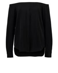 schwarze Tunika von DKNY