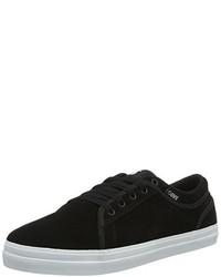schwarze Turnschuhe von DVS Shoes