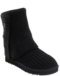 schwarze Ugg Stiefel