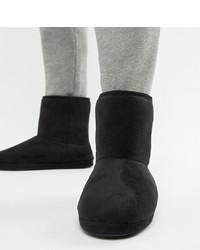 schwarze Ugg Stiefel von ASOS DESIGN
