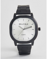 schwarze Uhr von Bellfield
