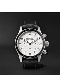 schwarze Uhr von Bremont