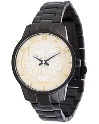 schwarze Uhr von Kenzo