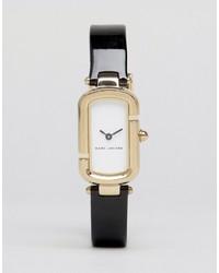 schwarze Uhr von Marc Jacobs