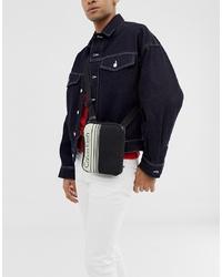 schwarze Umhängetasche von Calvin Klein