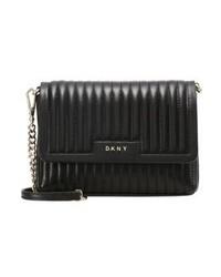 schwarze Umhängetasche von DKNY