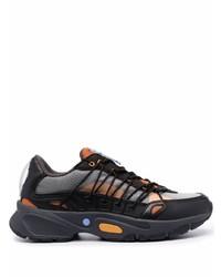 schwarze und orange Sportschuhe von McQ
