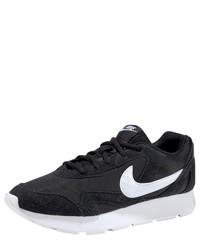 schwarze und weiße Sportschuhe von Nike Sportswear