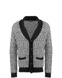 populäres Design heiß-verkaufendes spätestes suche nach neuesten Modische schwarze und weiße Strickjacke mit einem ...