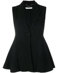 schwarze Weste von Givenchy