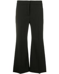 schwarze Wollschlaghose von Valentino