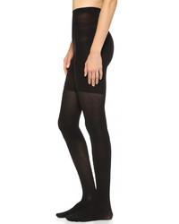 schwarze Wollstrumpfhose von Spanx