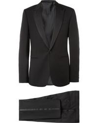 schwarzer Anzug von Balenciaga