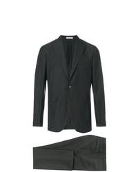 schwarzer Anzug von Boglioli