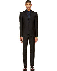 schwarzer Anzug von Burberry
