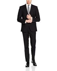 Schwarzer Anzug von Daniel Hechter