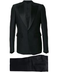 schwarzer Anzug von DSQUARED2