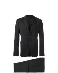schwarzer Anzug von Emporio Armani