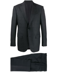 schwarzer Anzug von Ermenegildo Zegna