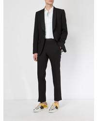 schwarzer Anzug von Gucci