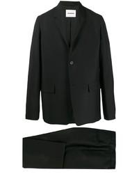 schwarzer Anzug von Jil Sander