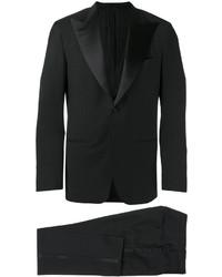 schwarzer Anzug von Kiton