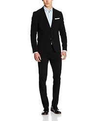 schwarzer Anzug von Lindbergh