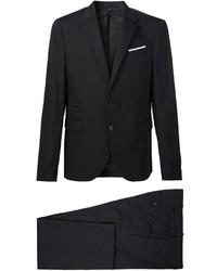 Schwarzer Anzug von Neil Barrett