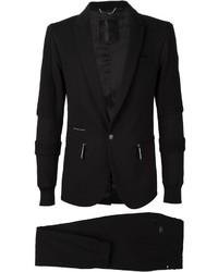 schwarzer Anzug von Philipp Plein