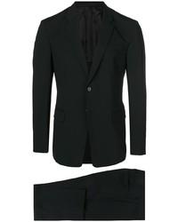 schwarzer Anzug von Prada