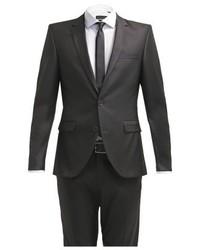 Schwarzer Anzug von Selected Homme