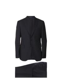 schwarzer Anzug von Tagliatore