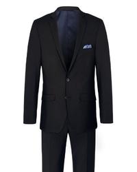 schwarzer Anzug von Thomas Goodwin