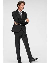 schwarzer Anzug von Thomas Goodwin Slim Fit