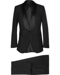 schwarzer Anzug von Tom Ford
