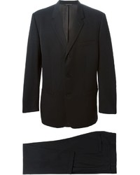 schwarzer Anzug von Versace