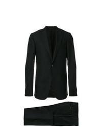 schwarzer Anzug von Z Zegna
