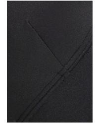 schwarzer Badeanzug mit Ausschnitten von Proenza Schouler