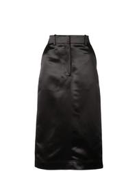 schwarzer Bleistiftrock von Calvin Klein 205W39nyc