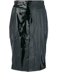 schwarzer Bleistiftrock von Moschino