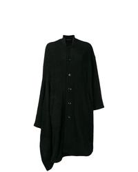 schwarzer Cape Mantel von Yohji Yamamoto